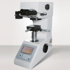HVS-1000 DIGITAL DISPLAY MICRO VICKERS HARDNESS TESTER